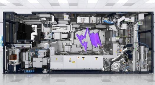 DRAM廠將陸續導入EUV技術
