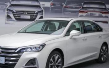 全新一代传祺GA6 配备L2级自动驾驶
