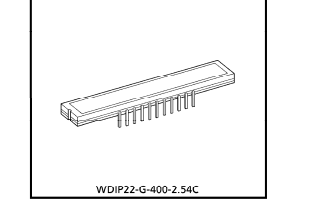 TCD2252D CCD彩色图像传感器的数据手册免费下载