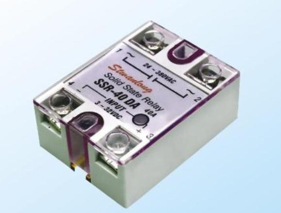 單相交流固態繼電器使用注意事項?