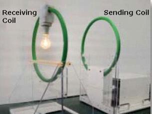 无线充电技术 法拉第电磁感应的应用