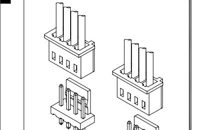 A2503系列2.50毫米节距线对板连接器的数据手册免费下载