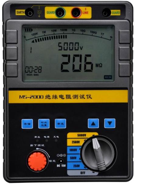 数字绝缘电阻测试仪测量时有哪些注意事项