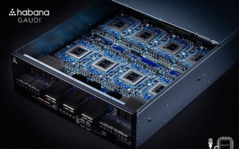 挑战GPU,Habana推出四倍处理能力的AI训练芯片