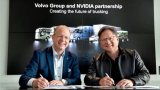 行业 | 沃尔沃与英伟达合作开发◆自动驾驶卡车