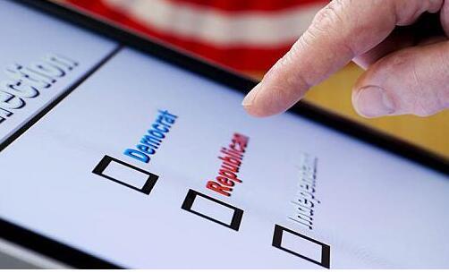 美国正在采用区块链技术来消除选民欺诈的问�u题