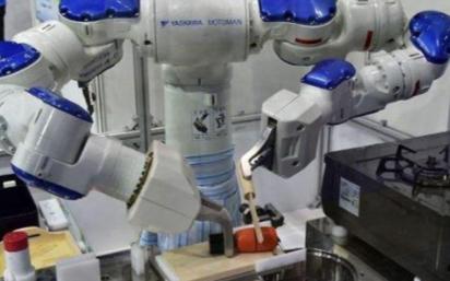 机器人的控制系统由什么组成的