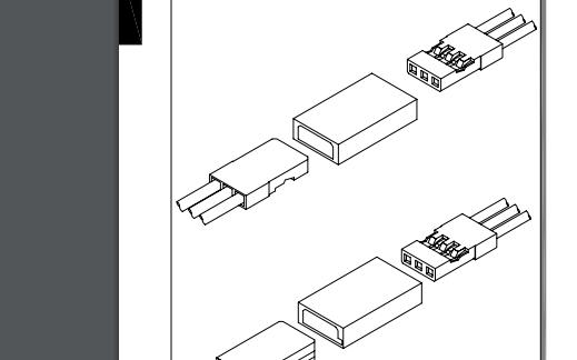 A2510系列2.54mm节距线对线连接器的数据手册免费下载