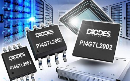 Diodes推出电压电位转换器 实现网络与服务器间的无方向灵活性