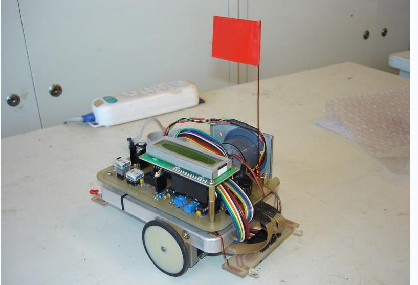 設計一個智能小車蹺蹺板的資料合集免費下載