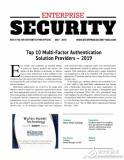 热议!武汉虹识登《Enterprise Security Magazine》杂志