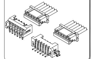 A2011系列2.00 mm节距线对板连接器的数据手册免费下载