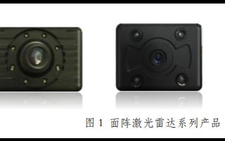 全固态面阵激光雷达的产品简介资料详细说明