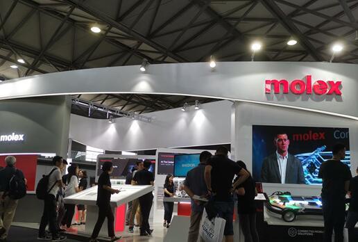 5G时代的到来将带来大量Molex全球业务的市场...