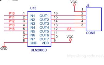 蜂鸣器和晶振的单片机频率的详细资料说明