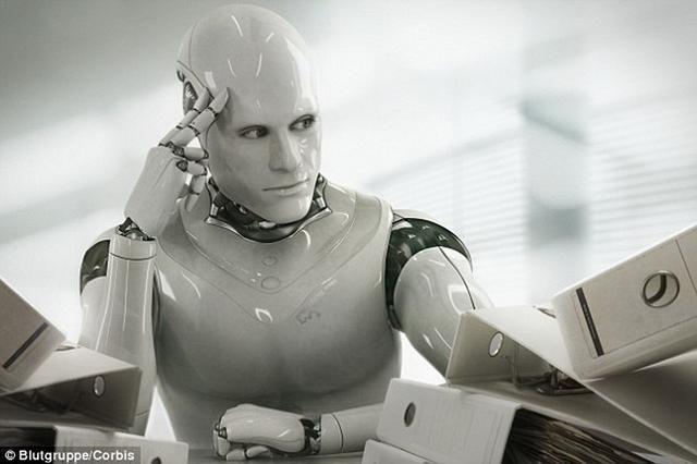 俄罗斯首个医疗机器人,能给出相应建议