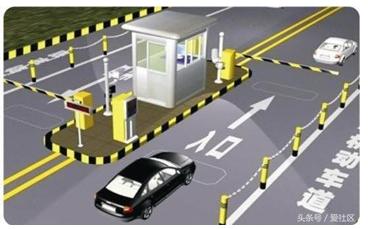 智慧社区该怎样停车