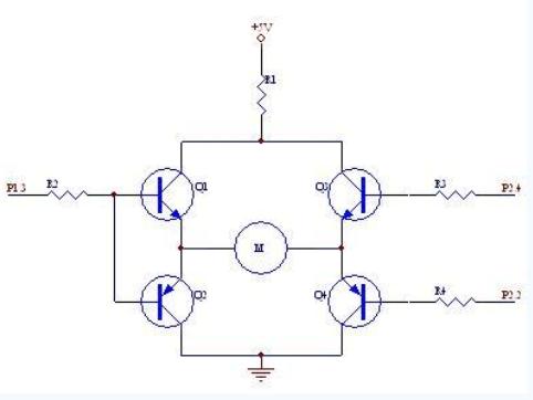 几种小型直流电机驱动电路