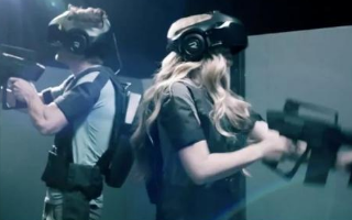 VR結合娛樂衍生四大娛樂新體驗