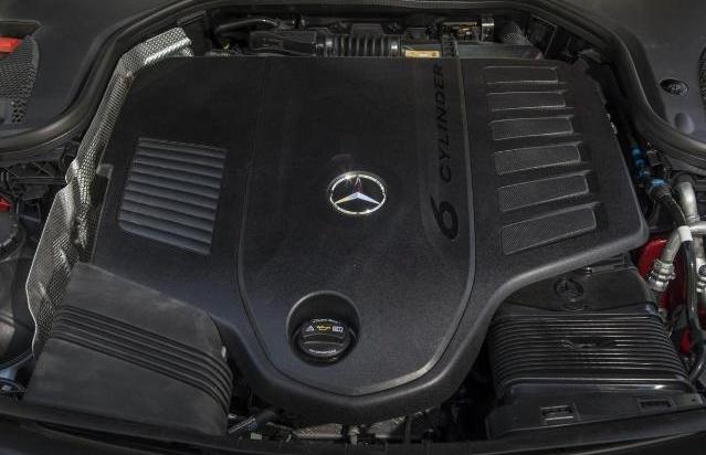 奔驰CLS450将采用先进的安全技术