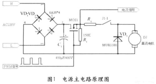 采用TL494芯片实现电动跑步机的开关电源设计