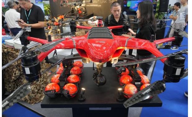 中国无人机市场很好吗