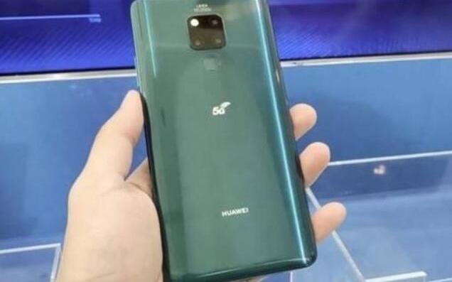 华为MateX成唯一支持双卡5G手机 中国移动表示首批5G手机7月上市