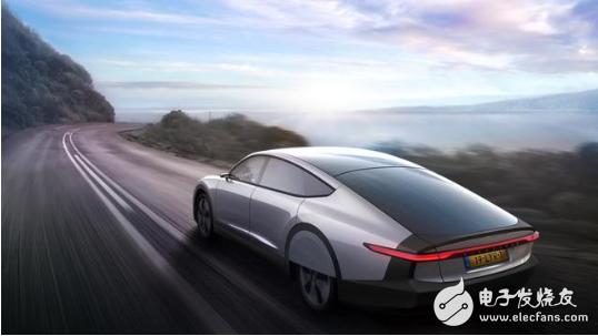 首款长续航里程太阳能电动车Lightyear One