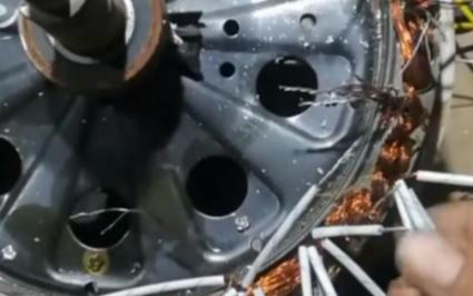 电动车轮毂电机如何改装成发电机