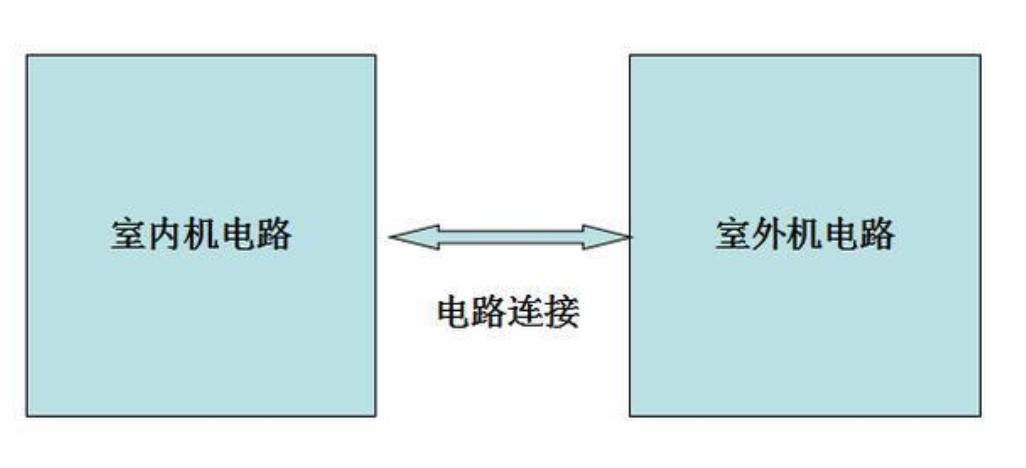 空调控制电路图解