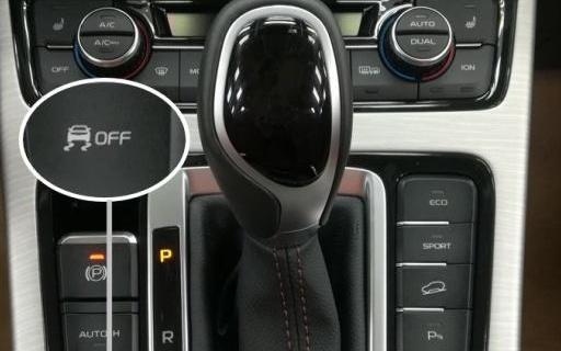 关于汽车电子中ESP稳定性控制系统