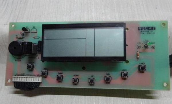 空调控制板如何检修呢?