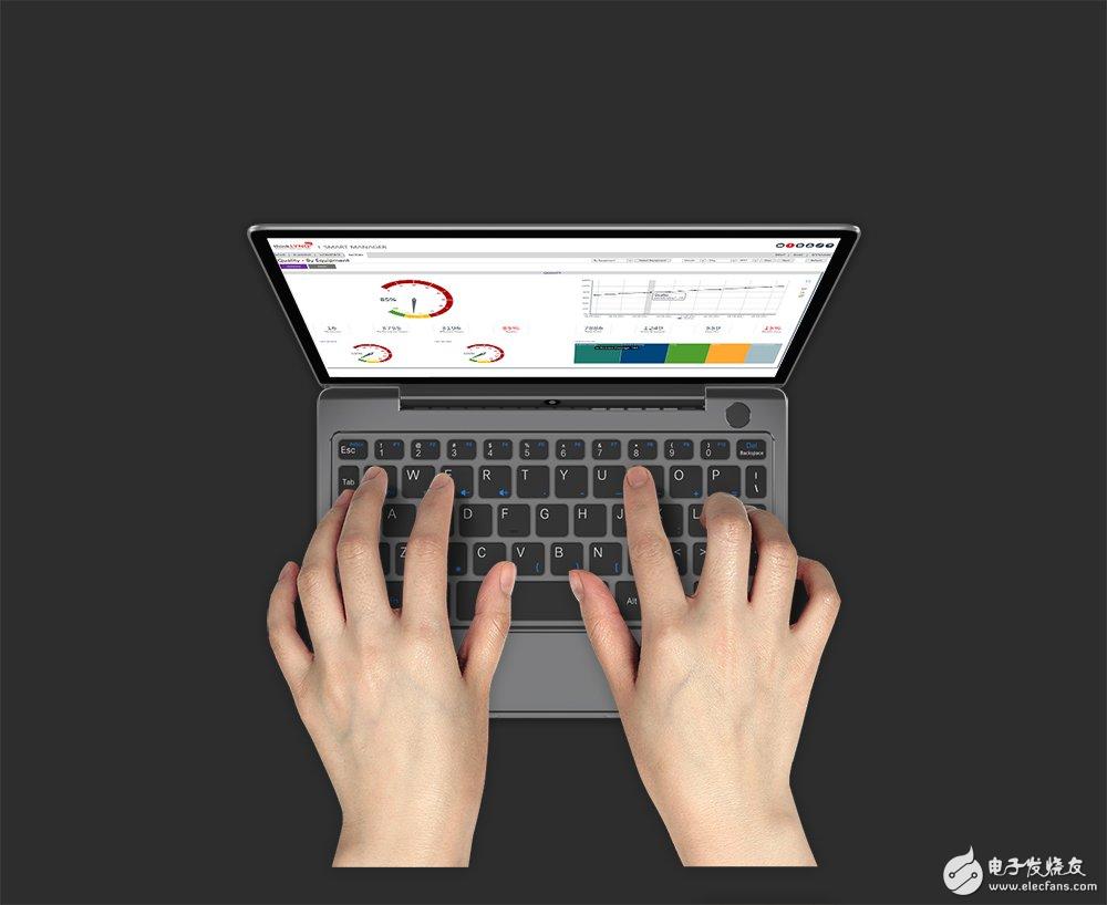 世界最小超极本GPDP2Max开启众筹 机身净重650g支持10点触控和手写笔输入