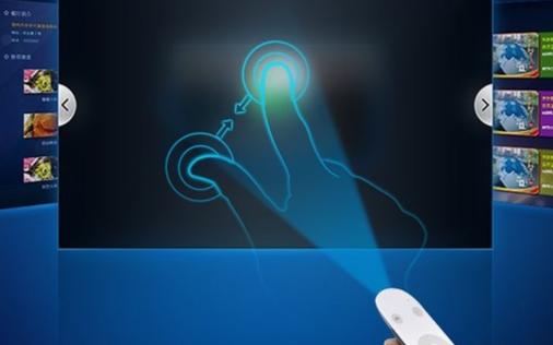 解析神画Y1虚拟触控的遥控技术