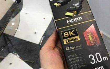 HDMI 2.1标准兼容线缆认证即将完成