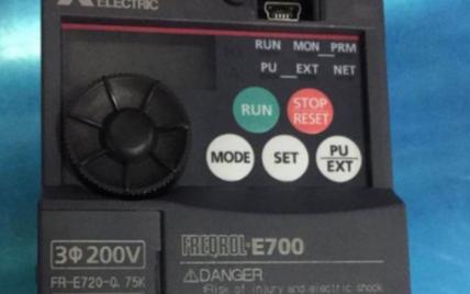 PID控制系统在变频器中的应用实例