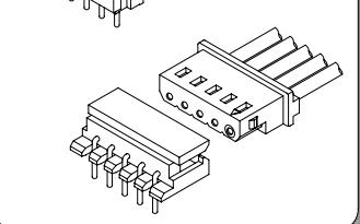 A2506系列2.50毫米节距线对板连接器的数据手册免费下载