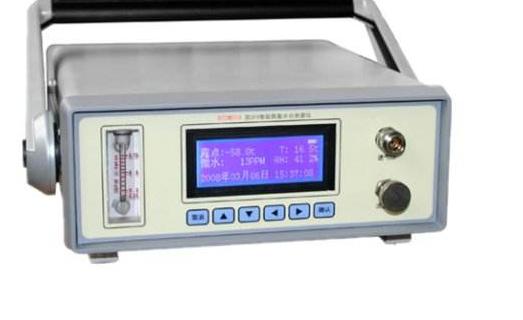 SF6微量水分测试仪的操作方法及注意要领