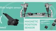 Melexis推出Triaxis霍尔位置传感器系列新产品——MLX90373