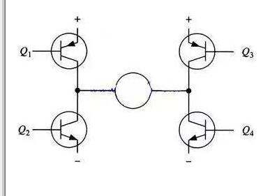 h桥驱动电路