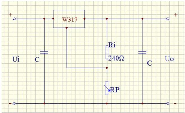 集成直流稳压电源的设计实验资料免费下载