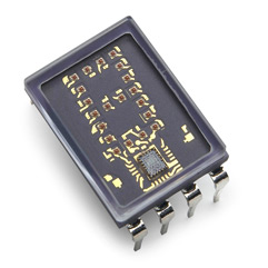 HDSP-0881 适用于工业应用的玻璃/陶瓷数字显示器。