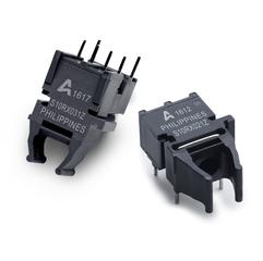 AFBR-S10RX031Z 具有垂直通用链路连接器的模拟接收器,用于检测POF