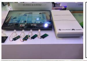 巴基斯坦CMPak联合华为实现了业界最长11km的微波MIMO链路部署