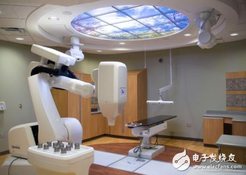 机器人在智慧医疗行业的应用