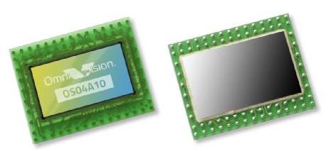 OmniVision Nyxel近红外和超低光技术图像传感器家族又添400万像素新成员