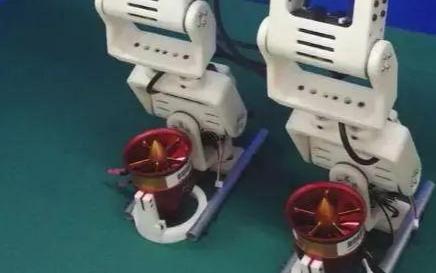 机器人掌握自动平衡术 未来可用于救灾