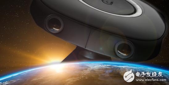 采用Vuze 3D VR摄录机来拍摄3D VR视频
