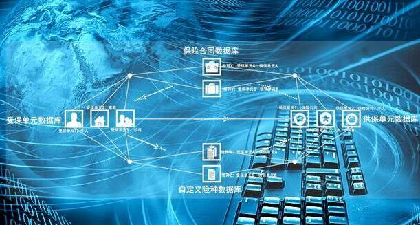 区块链技术将促进保险市场的长期稳定繁荣