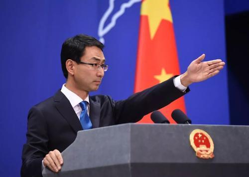 美国考虑5G设备必须在中国境外制造,外交部回应